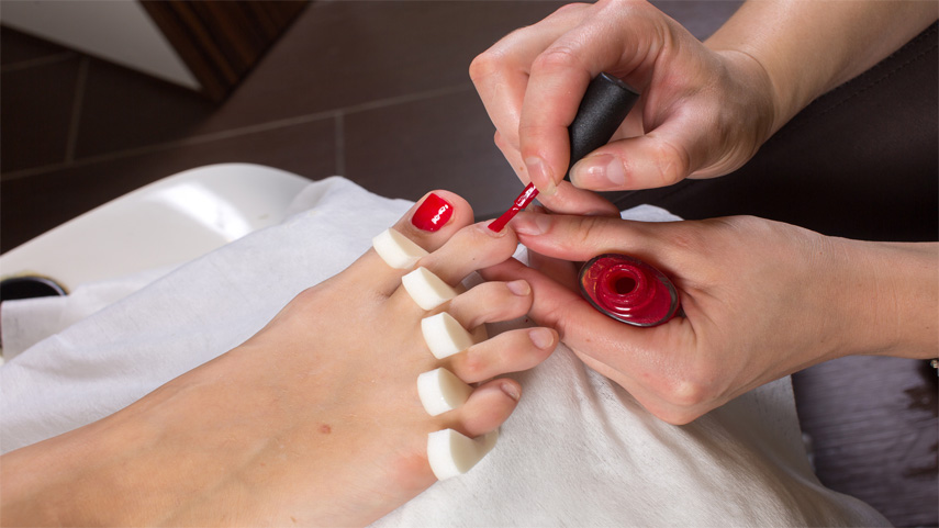 Lee Nails & Spa | Polish Change Versus Pedicure – What is the ...